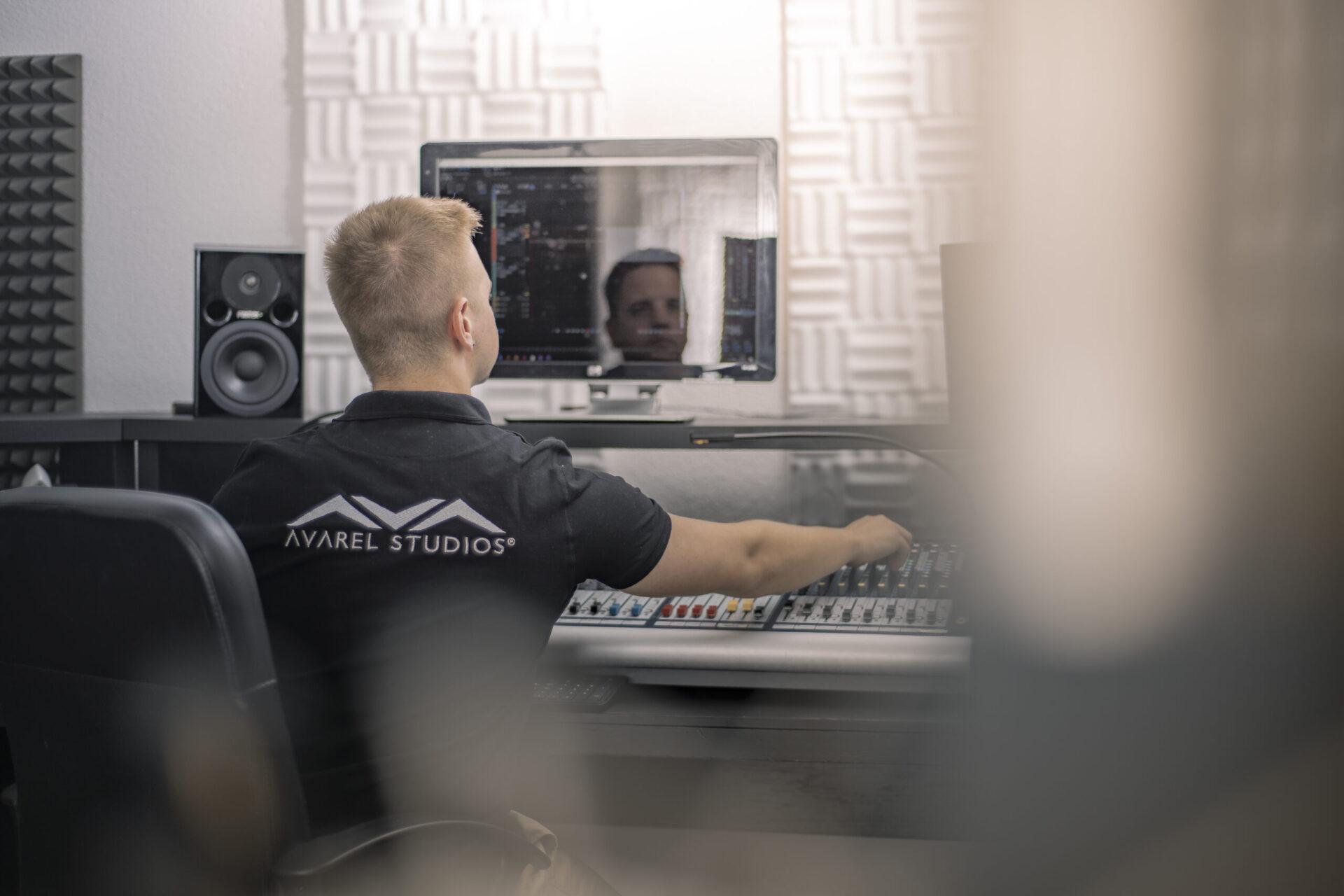 Tonstudio Vereinte Werbekompetenzen