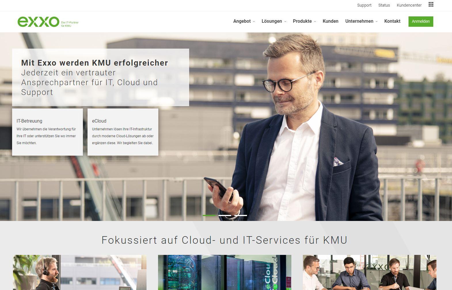 Webdesign für KMU Avarel Studios