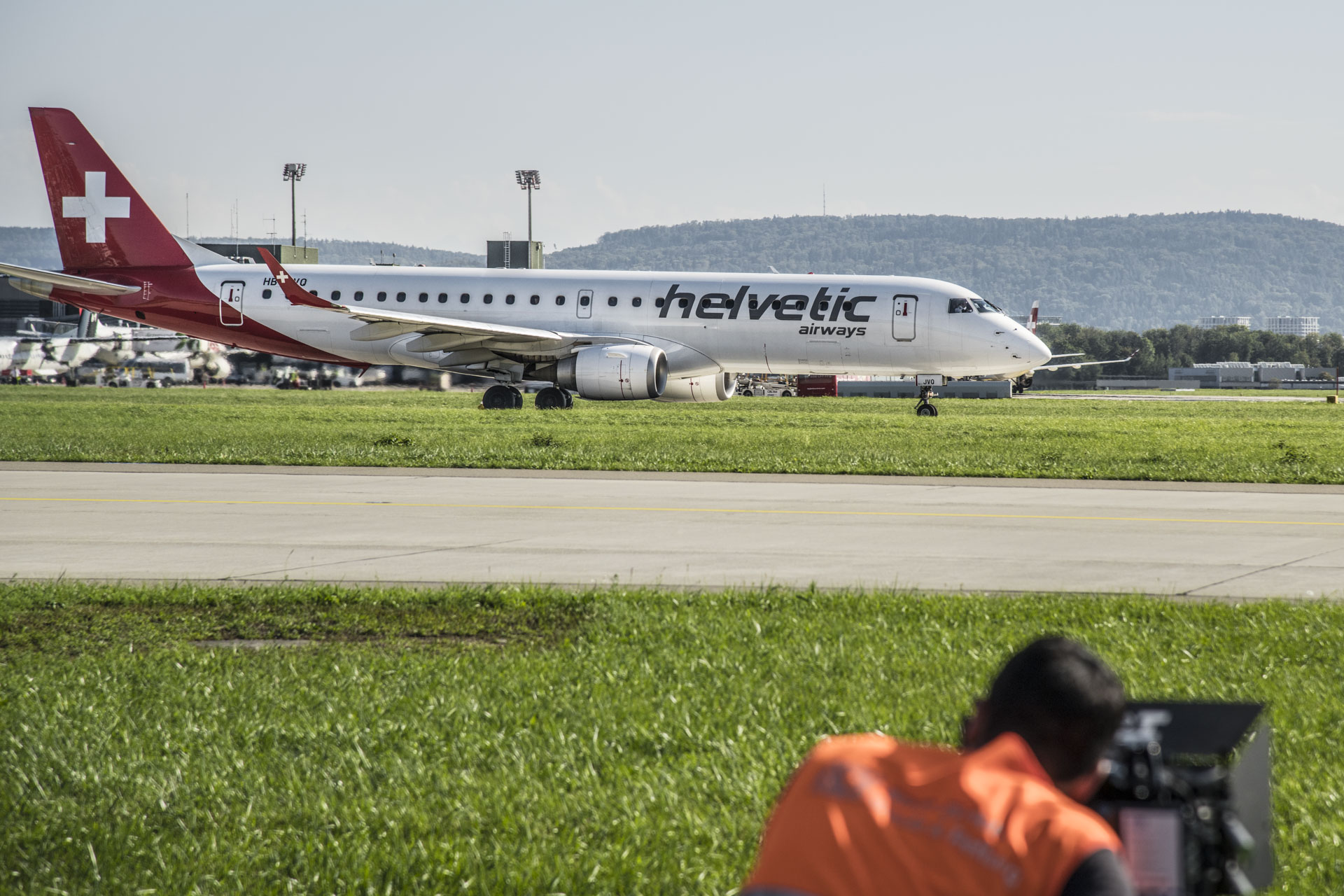 Helvetic Airways Avarel Stduios