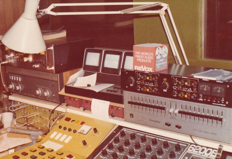 History - Avarel Studios seit 1975